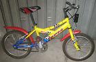 """Bicicletta Per Bambini Marca """" GFM """" Mod.Mars 31/MTB 16 Made In Italy"""