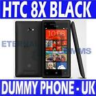 BRAND NEW HTC 8X DUMMY DISPLAY PHONE - BLACK - UK SELLER