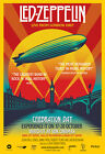 LED ZEPPELIN - HIGH QUALITY MOVIE POSTER - LOOKS AWESOME FRAMED