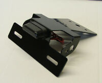 CBR600F 11-13 2011 2012 2013 TAIL TIDY FENDER ELIMINATOR & LED NUMBERPLATE LIGHT