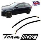 AUDI A3 3dr 2004-2011 Team Heko Wind Deflectors Tinted 2 PC Set