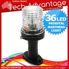 """12V 3W LED 5"""" BOAT ANCHOR STERN MASTHEAD NAVIGATION PEDESTAL WHITE LED LIGHT"""