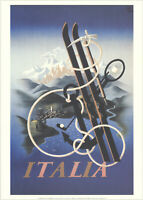 A.M. Cassandre-Italia-1998 Poster