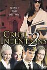 Cruel Intentions 2 (DVD, 2001)