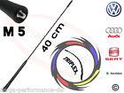 Audi VW Skoda Seat Antena Original Con Triplex Antena De Techo 16v M5 40cm <<<<