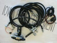 3rd,Third Function Hydraulic Valve Kit: New Holland Tractors & Front End Loaders
