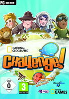 Dirk Steffens/National Geographic Challenge! (2011, DVD-Box) neu u. ovp/PC