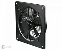 Axial Flow Plate Commercial Extractor Kitchen Restaurant 450 500 550 Dia Fan