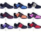 NEW Women/Men Super Light Dance Jazz Hip Hop Sneakers Shoes 9 Colors 12 Size #GC