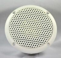 """Vidsonix 3.5"""" Full-Range White Waterproof /Marine /Bathroom Speaker"""