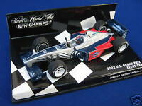 1:43 US GP Eventcar 2002 L.E. 1 of 2002 AC4020301 MINICHAMPS OVP new
