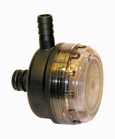 Fresh Water Pump Inlet Strainer - Hose, for Par-Max pumps