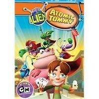 Pet Alien - Atomic Tommy (DVD, 2005)