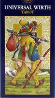Tarot Cards, Tarot Deck, UNIVERSAL WIRTH TAROT New