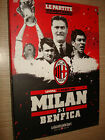 DVD N°8 MILAN - BENFICA 2-1 LONDRA 22-5-1963 LE PARTITE INDIMENTICABILI AC