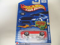 Hot Wheels: 2002, 70 Plymouth Barracuda, NEW