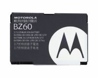 NEW MOTOROLA BZ60 OEM 900mAh 3.7V REPLACEMENT BATTERY