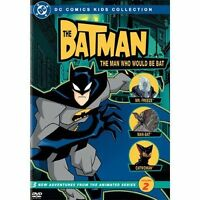 The Batman: The Man Who Would Be Bat - Season 1 Vol. 2 (DVD, 2005)