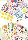 CREATIVE MEMORIES Mystery Scrapbooking Stickers x 10 mix of no longer available