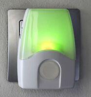 LED Nachtlicht mit Sensor Nachtlampe Orientierungslicht Kinder für Steckdose N12