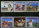 Alderney 2000 Scott # 148-153 MNH Set