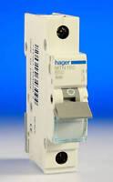 Hager MTN150 Miniature Circuit Breaker 50amp Type B MCB