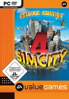 SimCity 4 Deluxe - PC - in original DVD Hülle Sim City