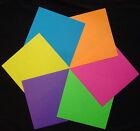 p052a Origami Folding Paper - Bright Color 7.5cm 180 sheets