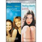Anywhere But Here/Stealing Beauty (DVD, 2006, 2-Disc Set, Double Feature)