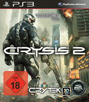 Crysis 2 (Sony PlayStation 3, 2011)