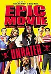 Epic Movie (DVD, 2008, Canadian; Widescreen; Unrated)
