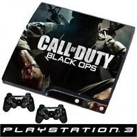 Playstation 3 schlanke skin call of duty