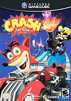 Crash: Tag Team Racing (Nintendo GameCube, 2005)