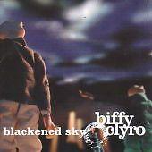 Biffy Clyro Blackened Sky CD USED