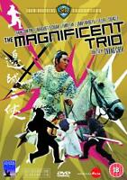 The Magnificent Trio (DVD, 2005, Shaw Brothers Collection)