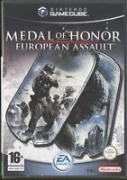 Medal of Honor: European Assault  for Nintendo gamecube Video Game