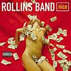 Nice [PA] by Henry Rollins/Rollins Band (CD, Aug-2001, Sanctuary (USA))