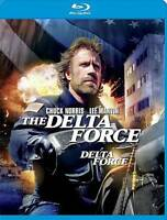 The Delta Force (Blu-ray Disc, 2012,) Chuck Norris Action Film Lee Marvin