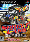 Sprint Cars: Road to Knoxville (Sony PlayStation 2, 2006)