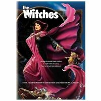 THE WITCHES (NEW DVD)