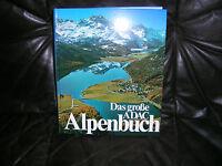 Das große ADAC Alpenbuch neuwertig