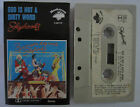 SKYHOOKS EGO IS NOT A DIRTY WORD RARE CASSETTE TAPE