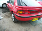 MAZDA ASTINA HATCH 323 BG 1989 TO 1994 L/H TAIL LIGHT WRECKING CAR 4 PARTS 17865
