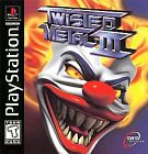 Twisted Metal III (Sony PlayStation 1, 1998)