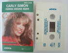 CARLY SIMON COMING AROUND AGAIN CASSETTE TAPE