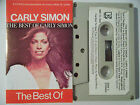 CARLY SIMON, THE BEST OF, CASSETTE TAPE