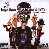 SIDO / EINE HAND WÄSCHT DIE ANDERE - FEATURE ALBUM * NEW CD * NEU *