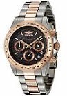 USA SELLER Invicta Mens Speedway Professional Collection 18K Rose Gold-Plated