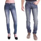 Jeans Cheap monday Narrow poly blue black