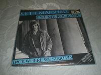 """KEITH MARSHALL (7"""" SINGLE)  """"LET ME ROCK YOU"""""""